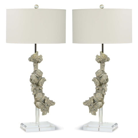 Meri Buffet Table Lamps (Pair)