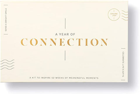 A Year of Connection