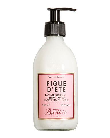 Figue d'Ete Hand and Body Lotion