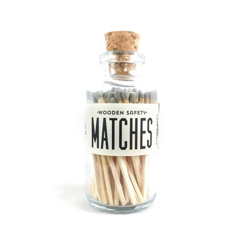 Apothecary Vintage Gray Matches