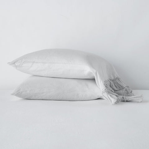 Linen Whisper Pillowcase (Single)