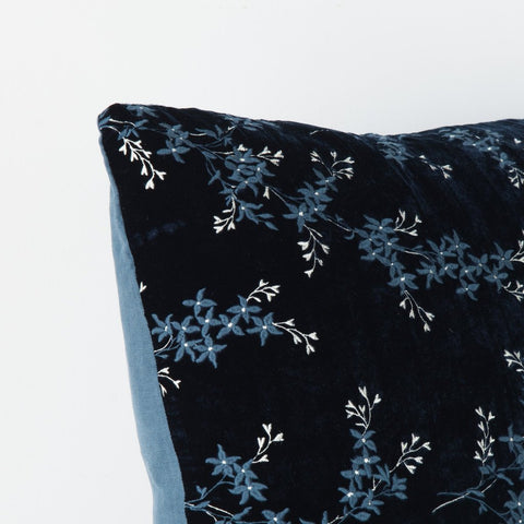 Lynette Accent Pillow - Midnight