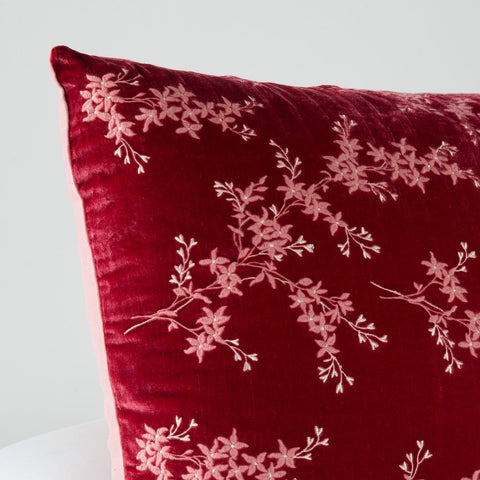 Lynette Accent Pillow - Poppy
