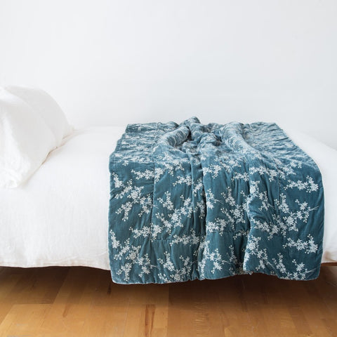 Lynette Personal Comforter - Mineral