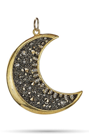 Moonshadow Pendant - Large