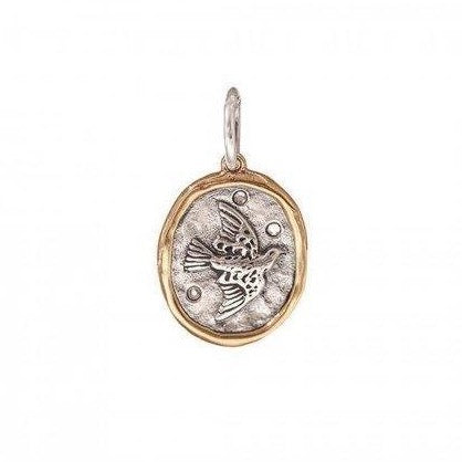 Mother Bird Charm