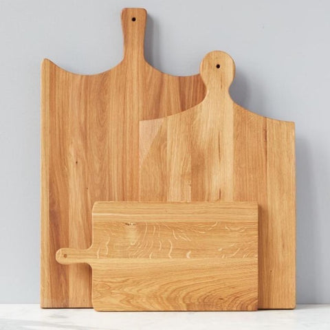 European Cutting Boards - Set of 3