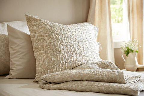 Purists Jasmine Matelasse Coverlet