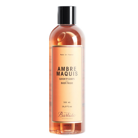 Ambre Maquis Natural Body Wash