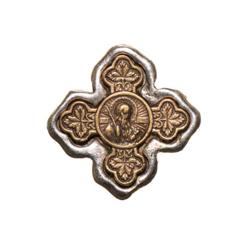 St. Benedict Cross Ring