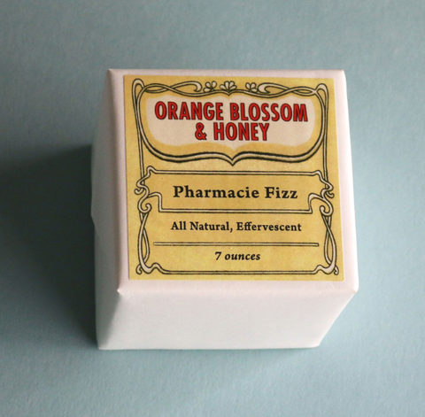 Pharmacie Fizz - Orange Blossom & Honey