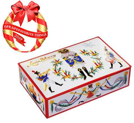12-Piece Chocolate Nutcracker Tin