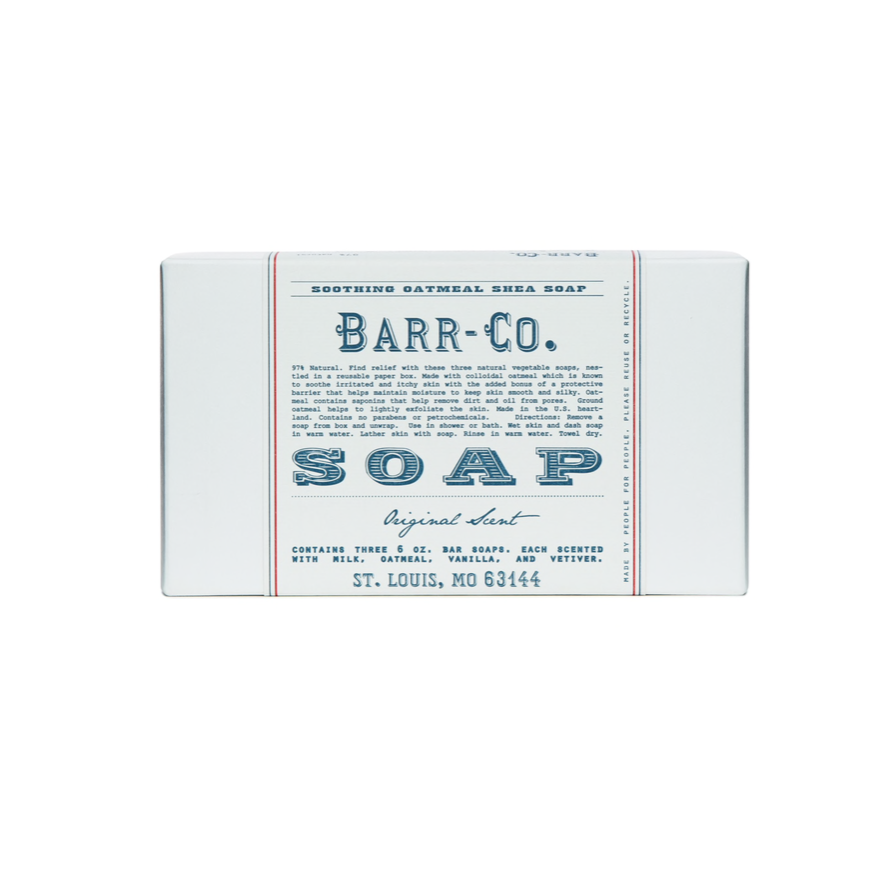 Bar Soap Gift Set - Original Scent