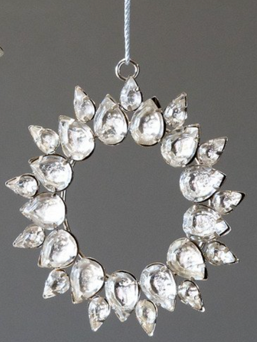 Rhinestone Brooch Ornament