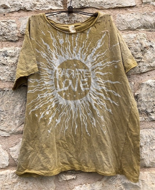 Radiate Love T Shirt
