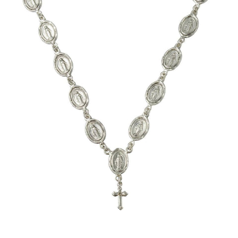 Virgin Tour Rosary Choker