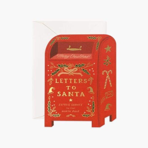 Letters to Santa Christmas Cards - Boxed Set of 8