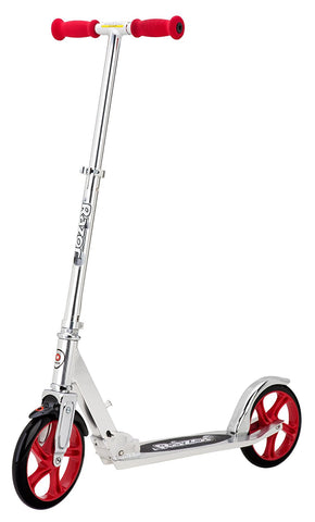 Razor A5 Lux Scooter - Red