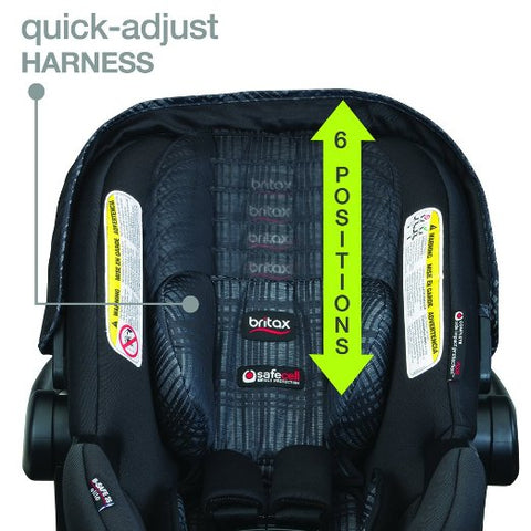 Britax B-Safe 35 Elite Infant Car Seat - Vibe