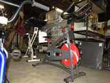 Belt Drive Indoor Cycling Bike by Sunny Health & Fitness - SF-B1423