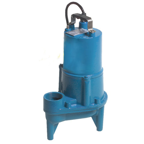 Barnes SEV412A 0.5 HP 3450 RPM Automatic Submersible Pump