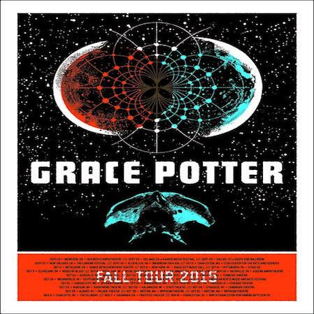 Are You A Grace Potter Fan? Get The Memorabilia To Show Your Support Here