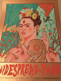 Widespread Panic - 2014 Jermaine Rogers poster Austin City Limits ACL Copper Ed.