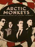 Arctic Monkeys - 2013 Third Alert Designs poster print Wiltern Los Angeles, CA