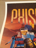 Phish - 2014 DKNG poster print NIGHT 3 Denver Dick's Park Commerce City III