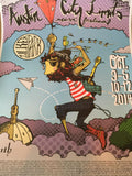Austin City Limits Festival - 2014 Commemorative ACL Poster, TRUTH Mike Jonston