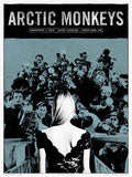 Arctic Monkeys - 2014 Third Alert Designs poster Portland