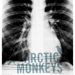 Arctic Monkeys - 2014 Third Alert Designs poster Richmond