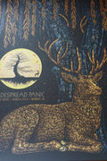 Widespread Panic - 2015 Todd Slater poster print Milwaukee Wisconsin