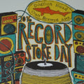Record Store Day - 2016 poster Dogfish Head Beer print
