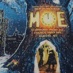 Moe - 2014 Zeb Love screen printed poster AP edition