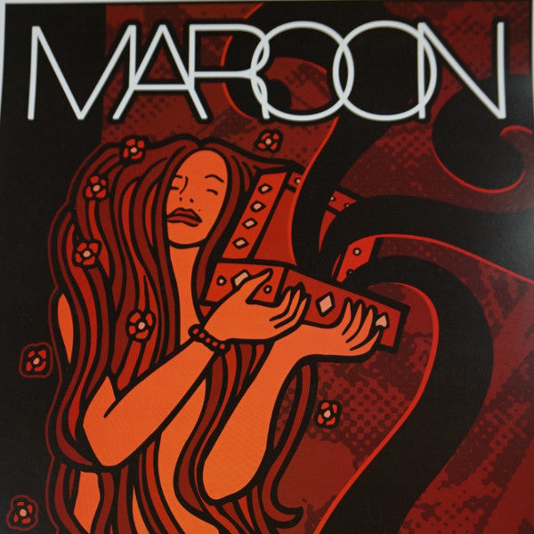 Maroon (5) - Limited edition poster songs about jane image pandoras box