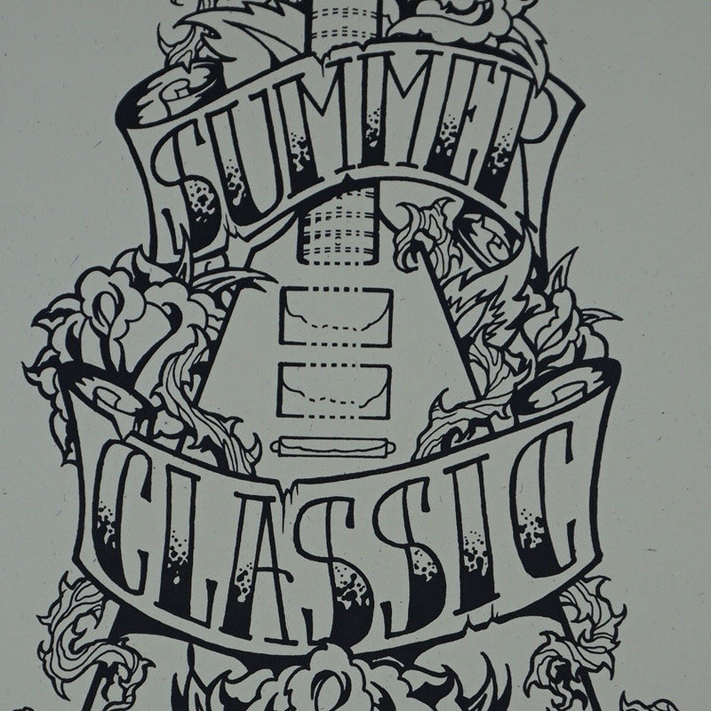 Big Summer Classic - 2005 Jeff Wood poster Cleveland OH Umphreey's
