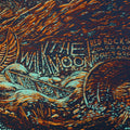 Walk The Moon - 2015 James Eads poster Red Rocks, CO