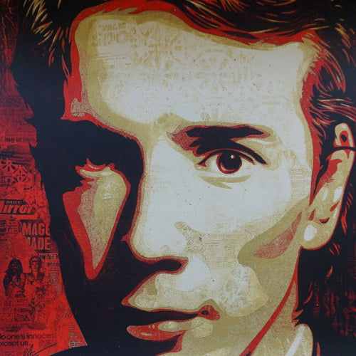 A Product of Your Society - 2016 Shepard Fairey poster PIL Sex Pistols