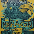 Nonagon - 2009 Dan Grzeca poster Chicago Quenchers The Poles