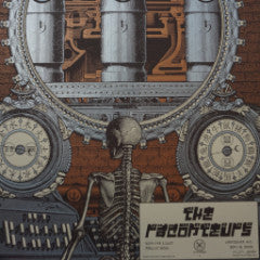 The Raconteurs - 2008 Rob Jones poster Jack White Vancouver
