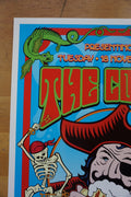 The Coral - 2003 Dennis Loren poster Nottingham Rock City