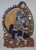 Decemberists - 2011 Guy Burwell poster Oakland Fox Theater