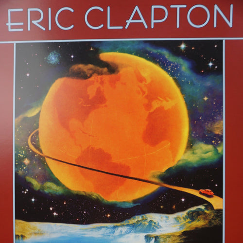 Eric Clapton - 2014 David Singer poster world tour hand signed
