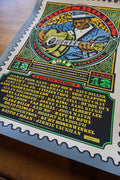 Crossroads Guitar Festival - 2013 Ron Donovan, Chuck Sperry Poster Stamp