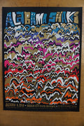 Alabama Shakes - 2015 Nate Duval Poster Austin City Limits