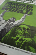 Hercules in the Haunted World - 1962 original one sheet poster cinema