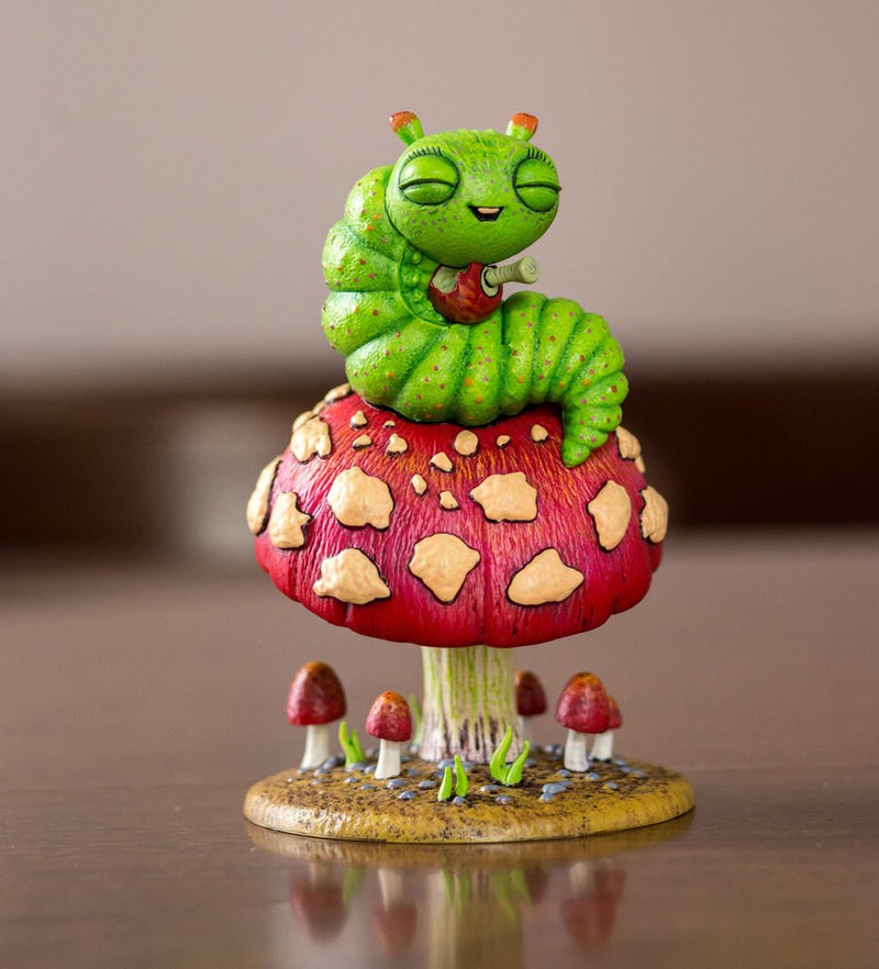 Baby Blissed Out Bug - 2018 Marq Spusta Statue and Print