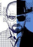 Respect The Chemistry - 2013 Timothy Anderson Poster Breaking Bad Blue Sky A