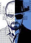 Respect The Chemistry - 2013 Timothy Anderson Poster Breaking Bad Blue Sky C